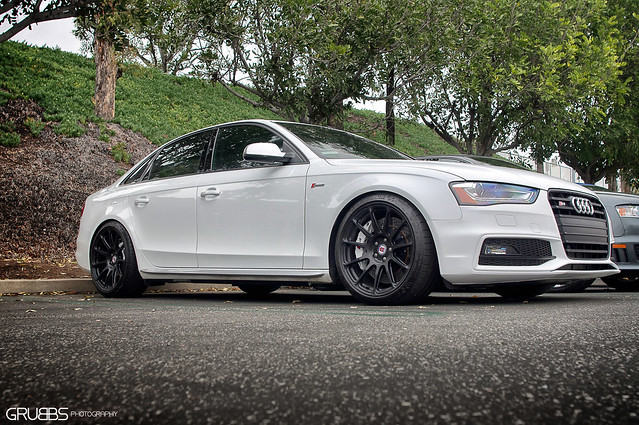 Audi B8.5 S4 at Cars & Coffee Irvine, 5/25/13 | Flickr - Photo Sharing!