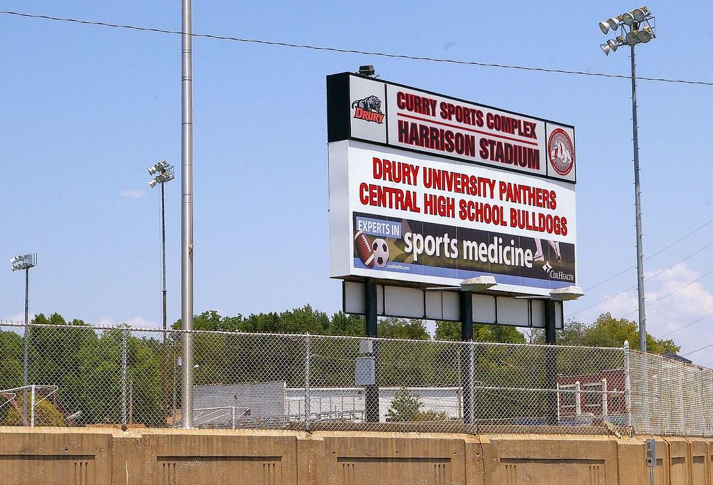Harrison Stadium Drury University Springfield Missouri Flickr