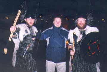 The Vikings & Elder Müller.