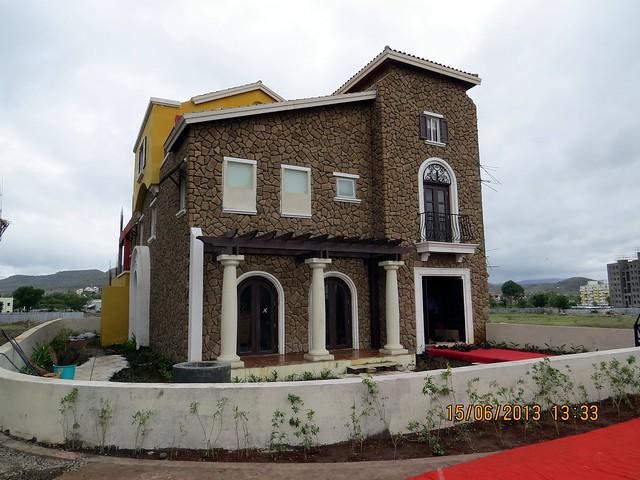 Show Villa - Visit Westernhills, Villas & Townhouses at Sus - Baner Pune