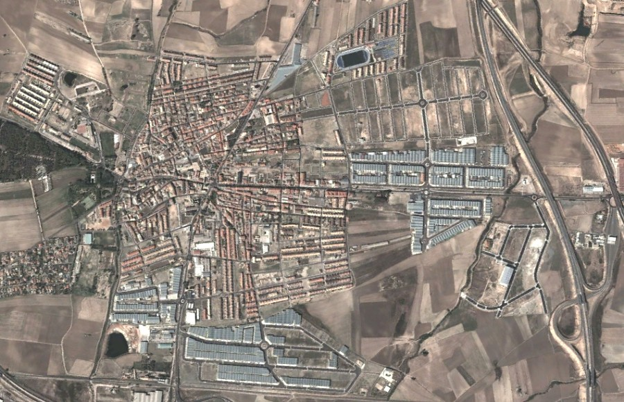 Yuncos, Toledo, Toletum, Peticiones del Oyente, después, urbanismo, planeamiento, urbano, desastre, urbanístico, construcción, rotondas, carretera
