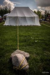 Inuit Summer Tent