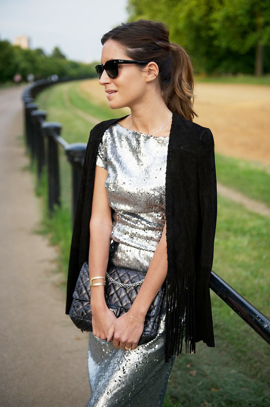 Look of the Day.272: Serpentine summer party