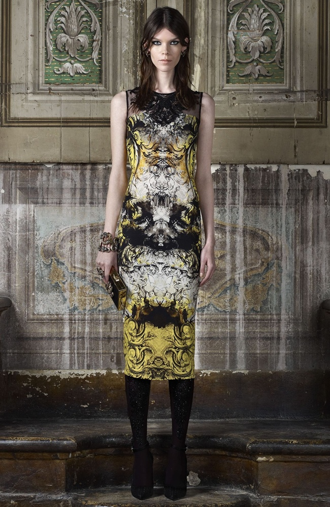 d Roberto Cavalli Pre-collection FW 2013-14