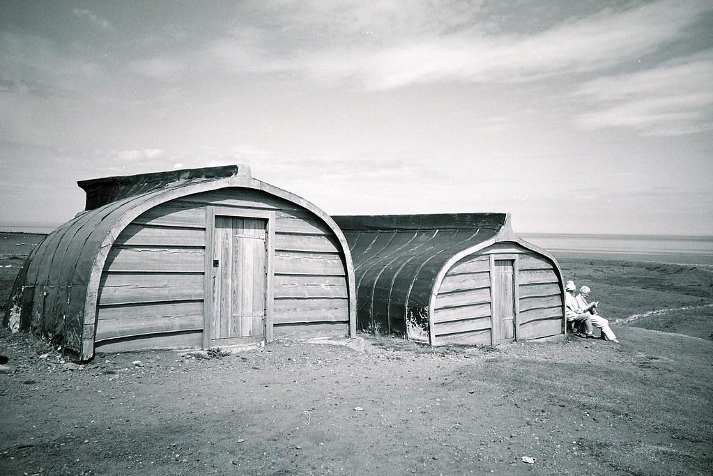 Holy Island Boat Sheds
