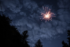 Sky Explosion