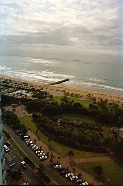 Beach Hotel Durban Vista May 1998 002