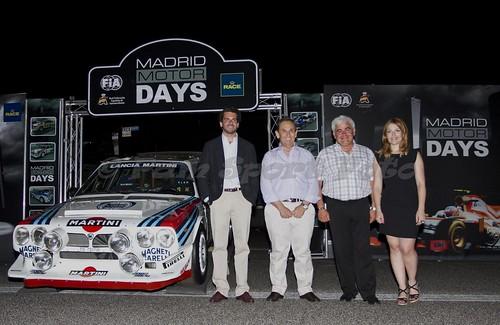 Madrid Motor Days Presentación Jarama 2013