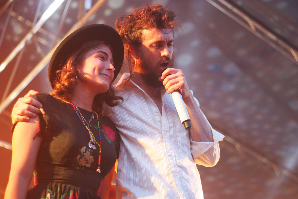 Edward Sharpe & the Magnetic Zeros w/GTB