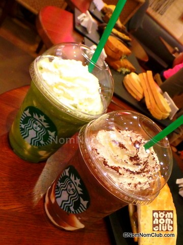 Newest Starbucks Frappuccinos with White Chocolate Pudding