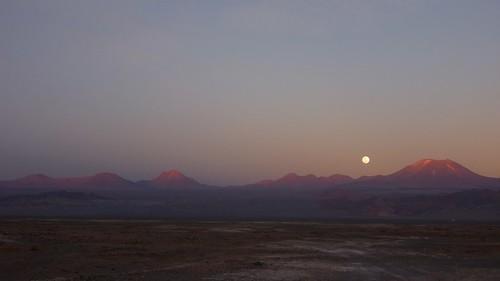 Lejía Volcano - Atacama Desert / Deserto de Atacama - Vulcão Lejía