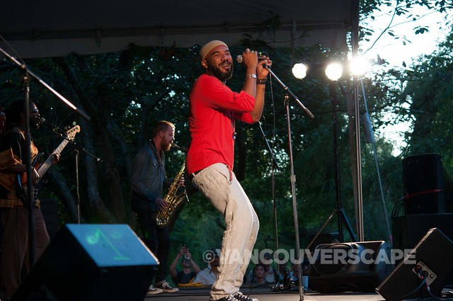 2013 Vancouver Folk Music Festival/Anthony Joseph and the Spasm Band