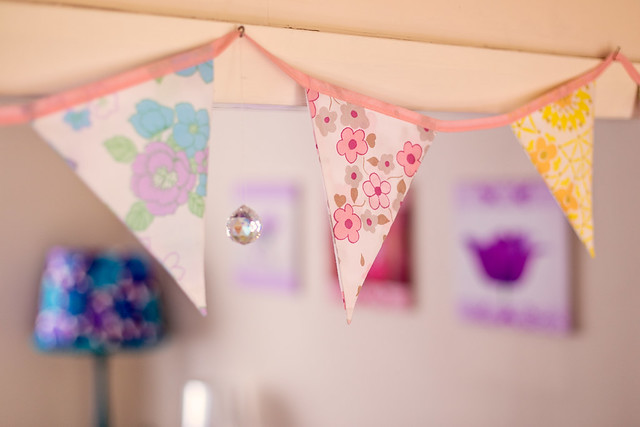 Bunting makes me smile