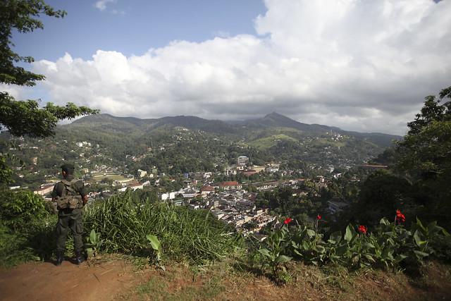 Kandy view under surveillance