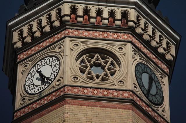 Quartiere ebraico: grande sinagoga