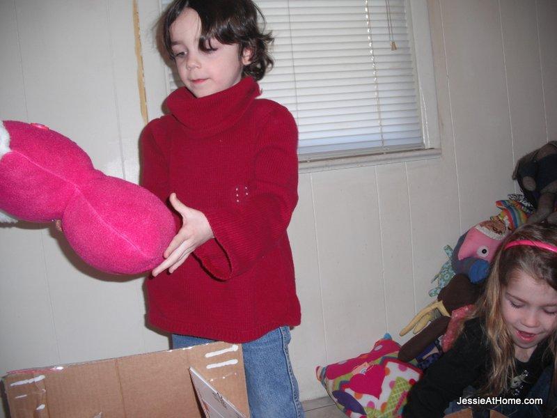 Pink-plushy-monster