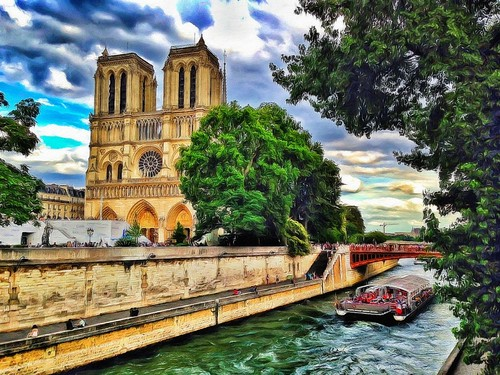 Notre Dame (Explored)