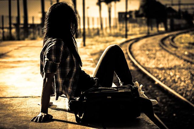 Wainting the Train
