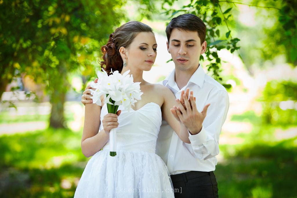 Свадебная прогулка O&I