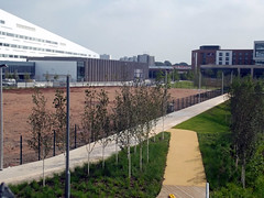 New Austin Park - Bristol Road South, Longbridge - Bournville College, Sainsbury's & Premier Inn