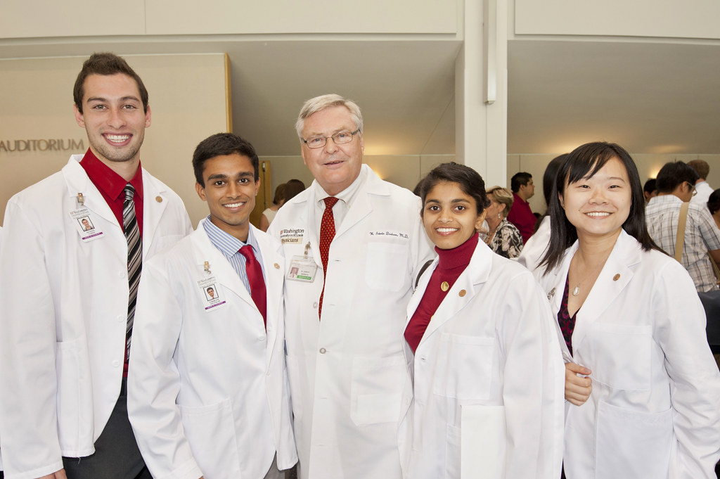 2012 White Coat Ceremony | Washington University School of