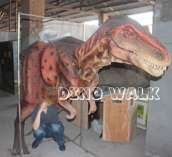 Walking Animatronic Dinosaur Outfit