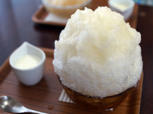 Japanese Ice Shaved | Nashi Pear