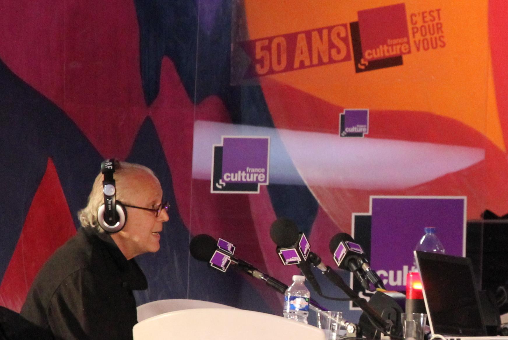 Les 50 ans de France Culture
