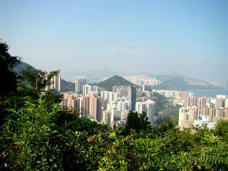 37 Uitzicht richting Chai Wan