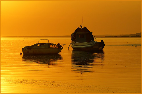sunset wales sony estuary gower marsh northgower penclawdd