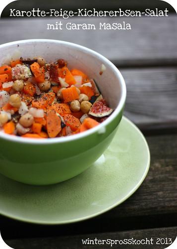 Salat Garam Masala