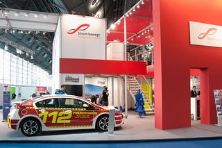 Opel Ampera Feuerwehr IAA 2013
