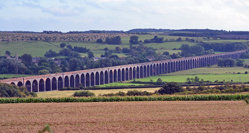 Seaton and Harringworth Viaduct