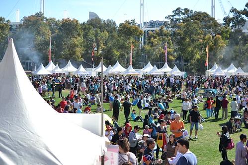 Malaysian Festival at Tumbalong Park