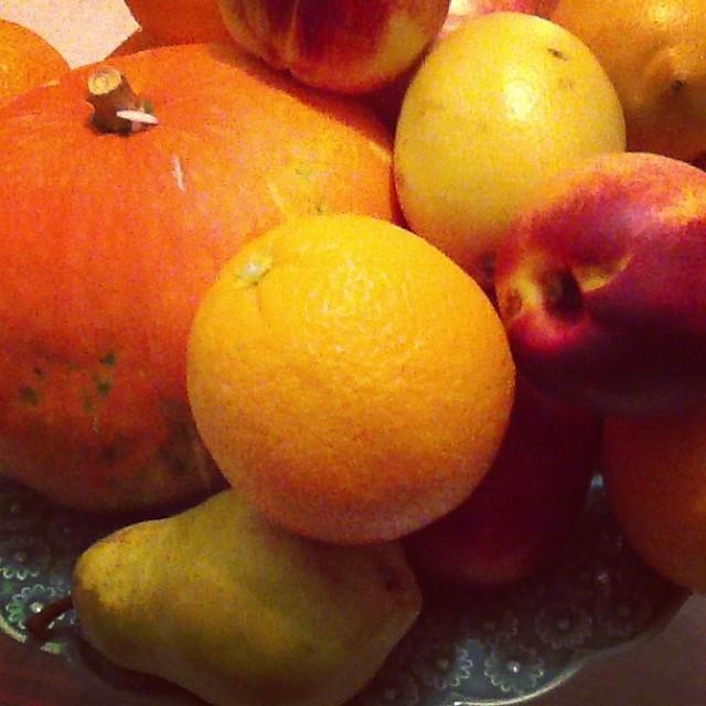 Comida de Outono