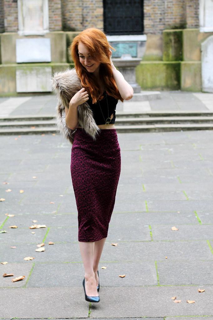 Matalan pink skirt (3)