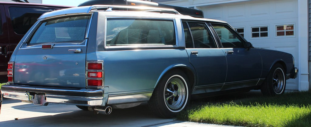 My '89 Caprice Wagon Project 10011218433_c1b451cb40_b