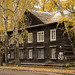 Wooden house / Tomsk / Siberia / 04.10.2013 by mksystem