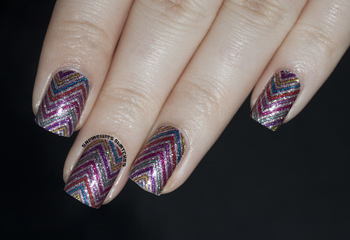 Incoco Zig Nail Strips Day 1  (1)
