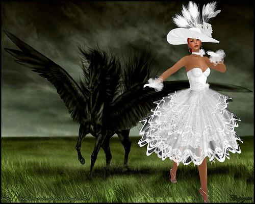 Shaza White By Lellou Merlin... by ♥Caprycia♥