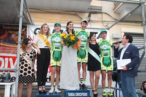 targa del crocifisso miss flavio oliva bicelli petilli meggiorini polignano under 23 elite ciclismo