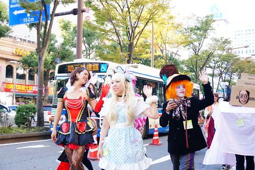 Kawasaki Halloween Parade 2013 32