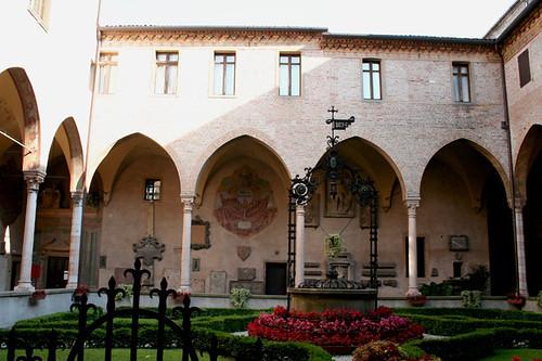 Claustro San Antonio de Padua