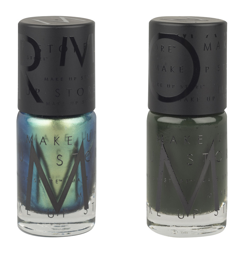 mus tattoo nailpolish