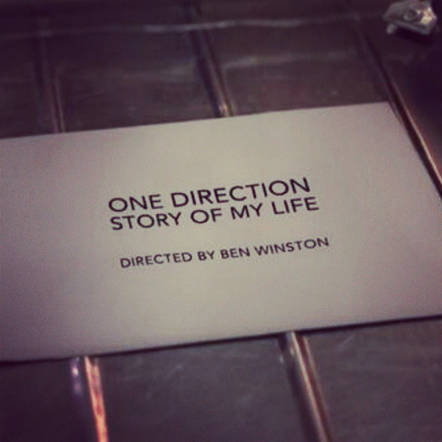 one direction # story of my life # midnight memories # nialler