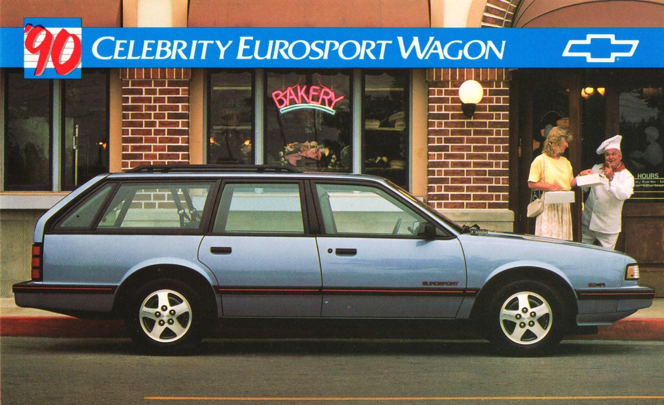 87 celebrity wagon