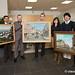 2013_11_14 remise cadres Armand Schiltz agence Raiffeisen Differdange