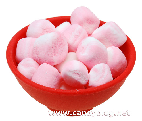 Mini Peppermint Jet-Puffed Marshmallows