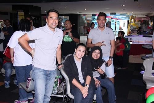 MyClic Bowling Tournament