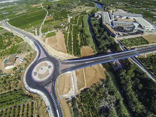 COMSA improves safety on the road between Villalonga and Ador (Valencia)